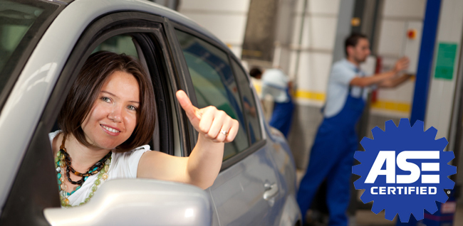 ASE Certified Glenview Car Repair